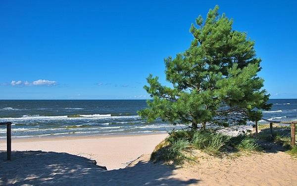 Strand-Pommern